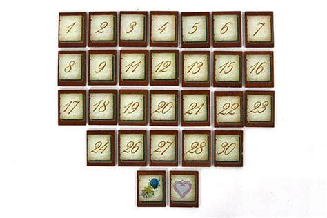kinkade wooden perpetual calendar painter of