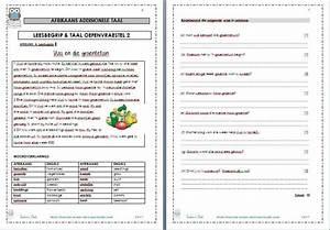 Memo Sample Afrikaans Fal Oefenvraestelle Memo Graad 4 Kw 4