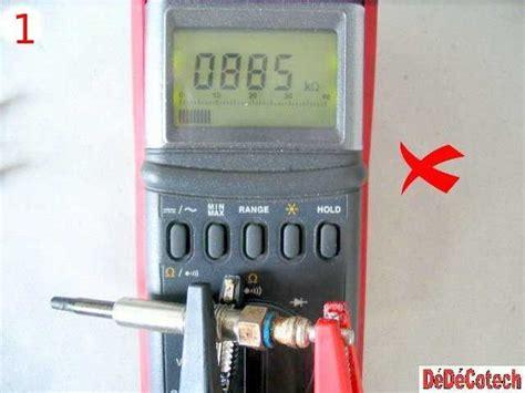 comment tester bougie de prechauffage tester les bougies de pr 233 chauffage du moteur diesel tuto