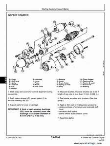 John Deere Fz340d Engine Service Manual Download