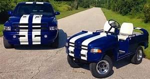 Golf Cart Body Kit Custom Club Car Ds