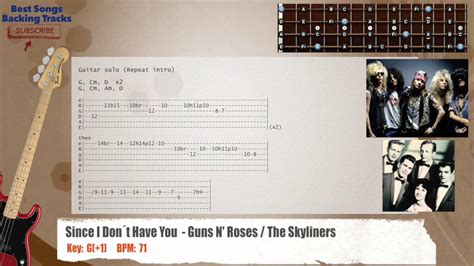 Guns N' Roses / The Skyliners