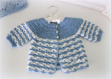 how to crochet a sweater lacy crochet newborn baby crochet sweater
