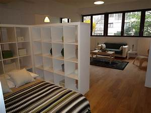 decoration grand studio With comment meubler un grand salon 5 deco salon avec alcove