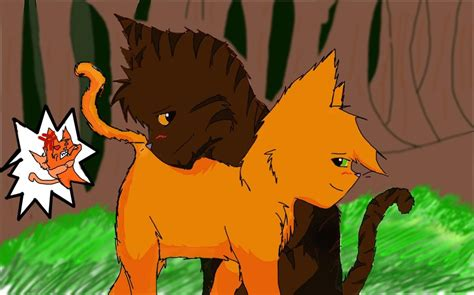 Brambleclaw And Squirrelflight By Shadowclaw-x On Deviantart