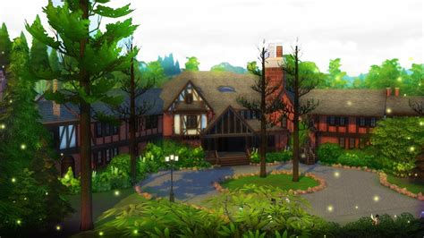 salvatore boarding house  sims  interior part  youtube