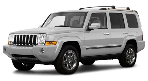 2009 Jeep Commander Reviews, Images, And Specs