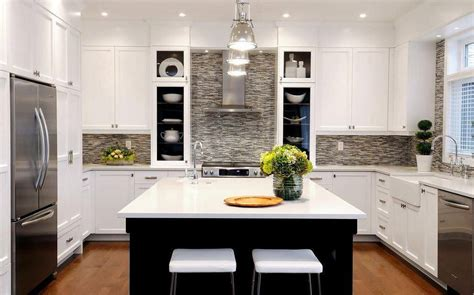 kitchen design for apartments سيراميك مطابخ حجر عرب ديكور 4428
