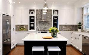 With kitchen colors with white cabinets with candle holder stands