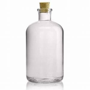Bouteille De Verre : 1000ml bouteille apothicaire bouteilles et ~ Teatrodelosmanantiales.com Idées de Décoration