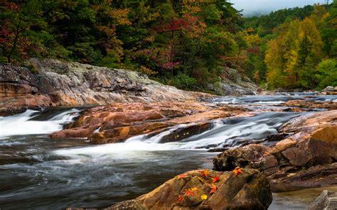 wilson creek river national wild  scenic river north