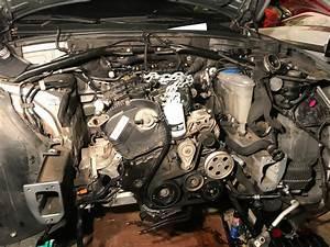 Removing Audi Q5 Engine - Help