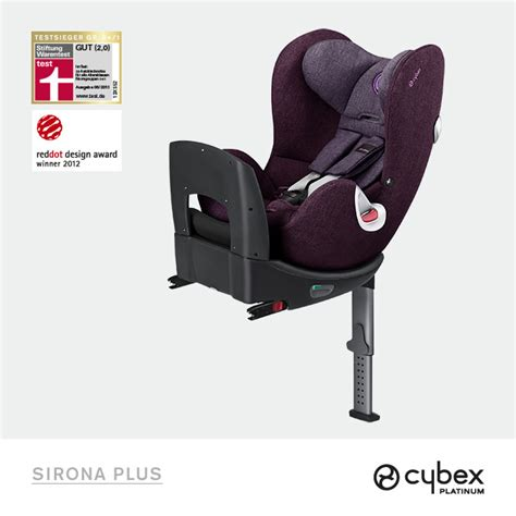 siege cybex sirona siège auto 0 18 kg cybex sirona plus grape juice