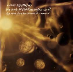 louis armstrong time world guinness sleeve uk