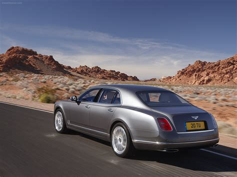 Bentley Mulsanne Mulliner 2018 Exotic Car Picture 13 Of