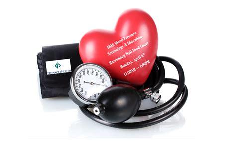 Pinnacle Health Blood Pressure Screenings - Shop ...