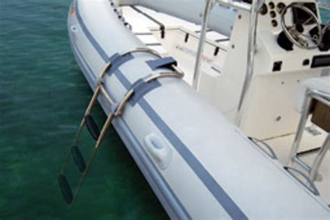 Armstrong Boat Ladder by Armstrong Nautical Products Rib Ladder Soundings