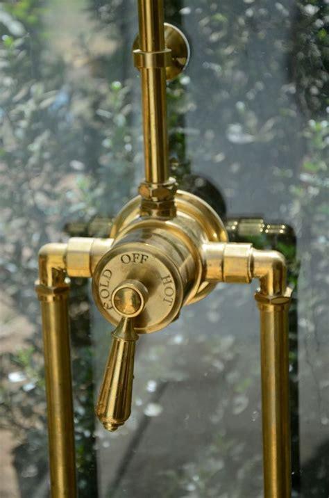 velvet linen shower fixtures patina farm glass shower