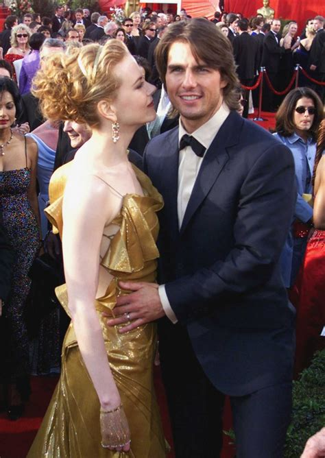 nicole kidman reflects   marriage  tom cruise