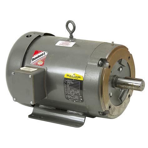 Rpm Volt Motor Baldor