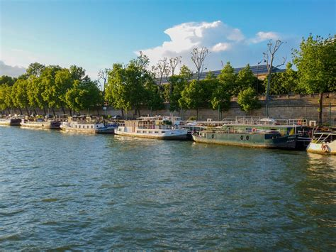 Boat Tour Seine River Paris by Sightseeing In Paris Highlights From A Seine River Cruise