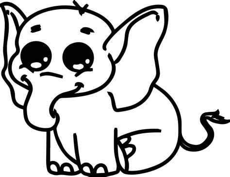 elephant coloring pages coloring home