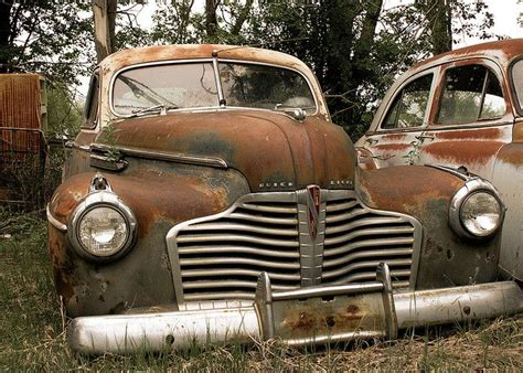 1000+ Images About Rusty Old Cars On Pinterest