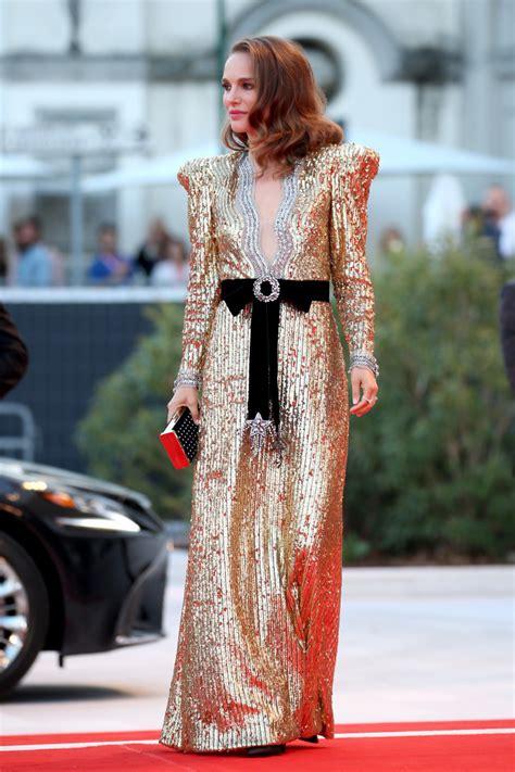 Natalie Portman Chanel The Most Stylish Stars