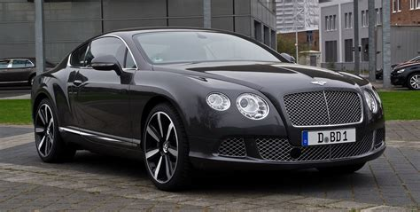File:Bentley Continental GT (II) – Frontansicht (2), 5 ...