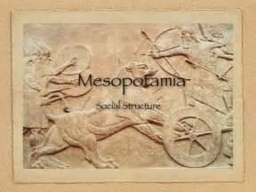 Mesopotamia Social Class Structure