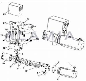 E70 Meyer Hydraulic Pump Diagram