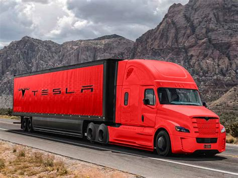 Tesla Class 8 Semi Truck Thoughts
