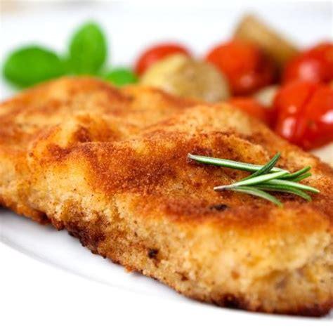 recette cuisine italienne recette escalopes milanaises