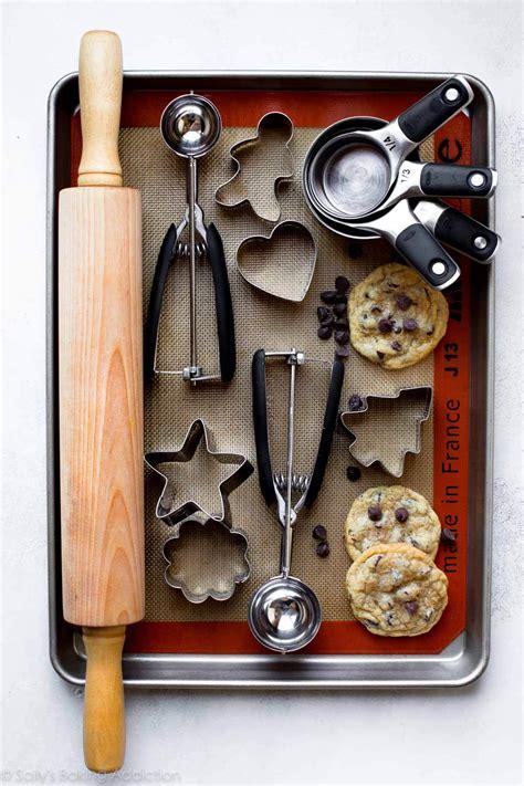 cookie baking tools sallys baking addiction