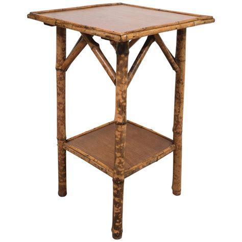 Buy Small Side Tables For Sale by Small Bamboo Table For Sale At 1stdibs
