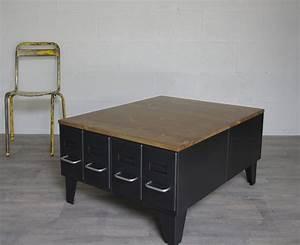 Fabriquer Une Table Basse Style Industriel Good Table De