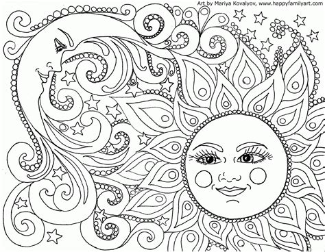 coloring pages for adults nature coloring page awesome nature coloring pages