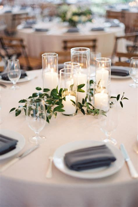 table decorations candles beautiful centerpieces created with candles southern living