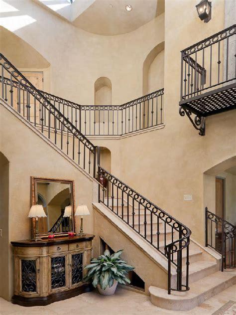 tuscan style villa  montecito idesignarch interior