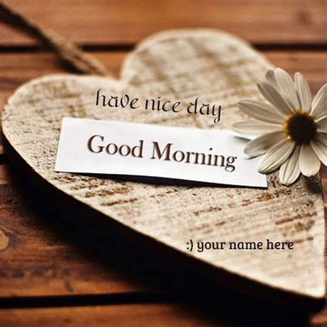 heart good morning images