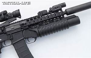 M203 2003 Grenade Launcher from LMT | Preview