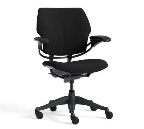 humanscale 174 freedom task desk chair pottery barn