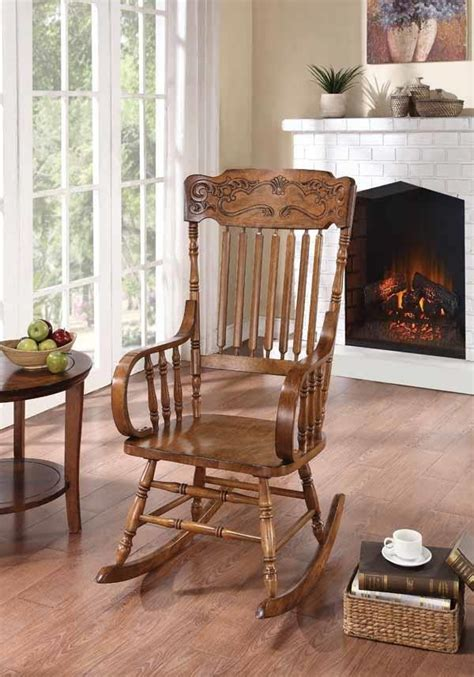 Living Room Rocking Chairs  Rocking Chair  Chairs D&l