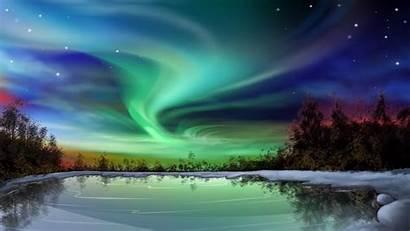 Alaska Desktop Wallpapers Aurora Borealis Wednesday Backgrounds