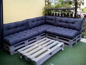 Bauanleitung Lounge Sofa : gartenmobel paletten bauanleitung ~ Michelbontemps.com Haus und Dekorationen