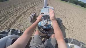Planting Field Corn - Ih 800 Planter