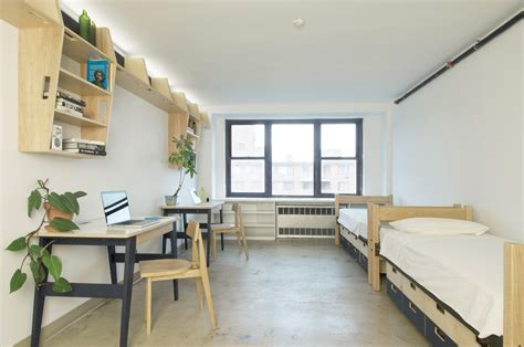Green Dorm In Pratt Institute Viviana Wang Archinect