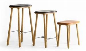 Tabouret Bas Design : tabouret bas en bois design id e pour la maison et cuisine ~ Teatrodelosmanantiales.com Idées de Décoration