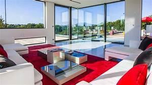 maison d39architecte realisations avec baies vitrees et With modele de plan maison 14 firme de design et decoration dinterieur designer