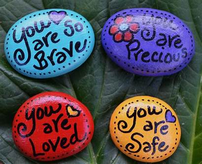 Painted Rock Painting Stones Rocks Stone Easy